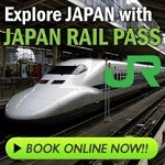 Japan Rail Pass Book Online Now!