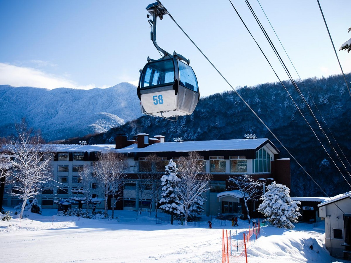 2020-21 SUPER EARLY BIRD - Shiga Ski Package - Prince Hotel South Building
