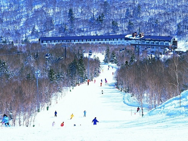 2020-21 SUPER EARLY BIRD - Shiga Ski Package - Prince Hotel West Building