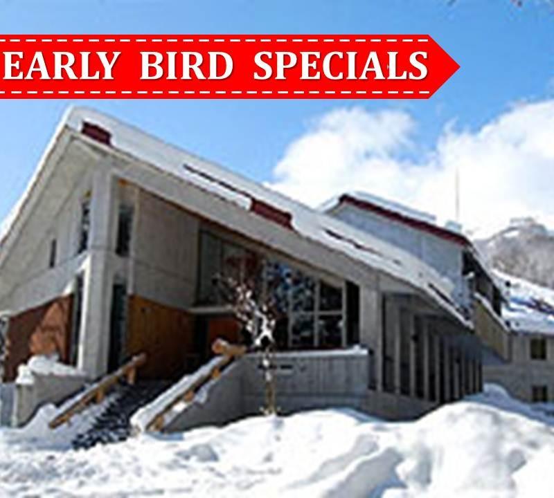 Mountain Ridge Apartments: Early Bird Specials