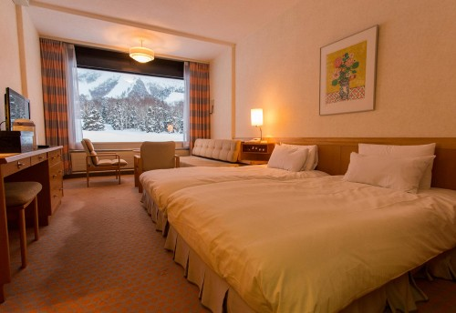2020-21 SUPER EARLY BIRD - Shiga Ski Package - Prince Hotel East Building