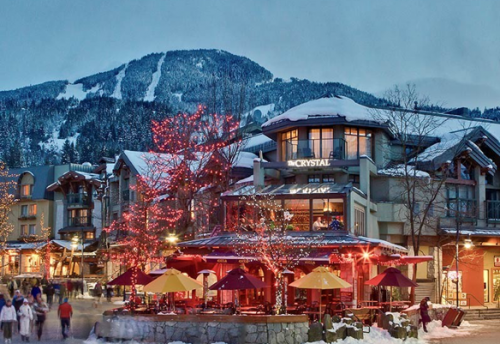 Whistler Ski Package - The Crystal Lodge