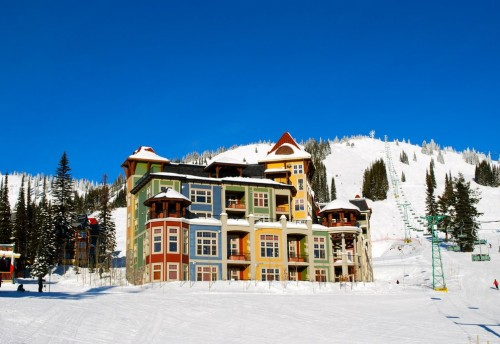 Silver Star Ski Package - Snowbird Lodge