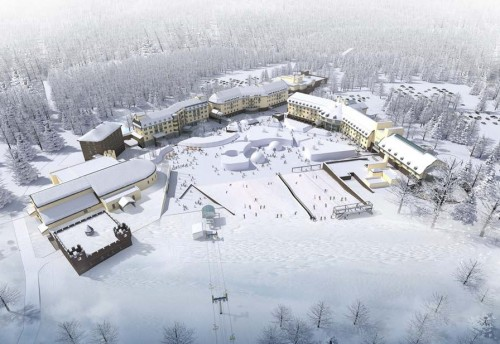 2020-21 Super Early Bird - Myoko Kogen Ski Package - Lotte Arai Resort