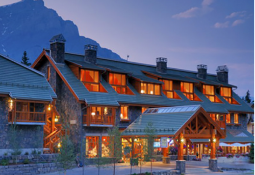 Banff Ski Package - The Fox Hotel and Suites