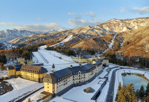 2019-20 Early Bird - Myoko Kogen Ski Package - Lotte Arai Resort